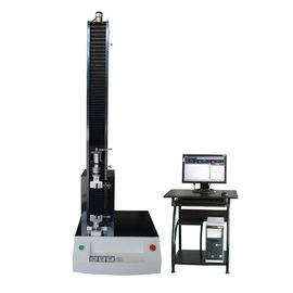 Computer Controlled Servo Motor Tensile Testing Machine Universal Materials Flexing Tearing Tensile Strength Tester