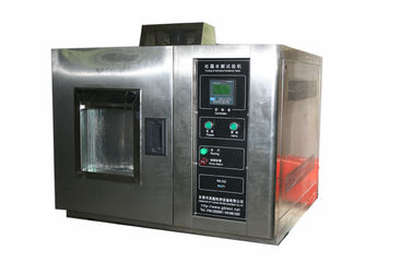 Chiny ISO 20344 Water Vapor Permeability Footwear Tester With Temperature 0~100°C dostawca