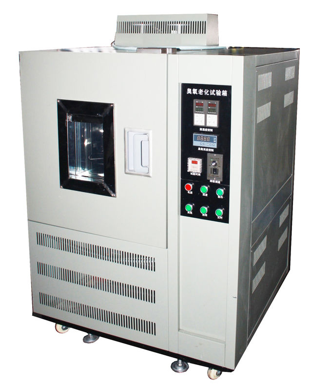 ASTM1149 Standard Rubber Industry High Precision Environmental Ozone Aging Test Chamber