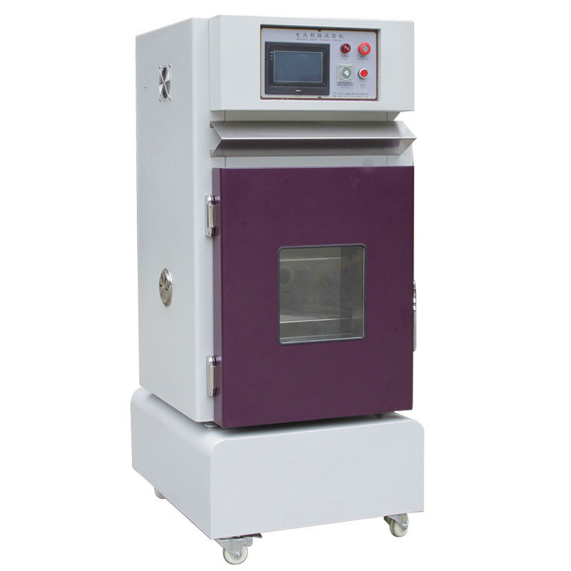 High Temperature Short Circuit Battery Testing Equipment For IEC 62133 UN38.3