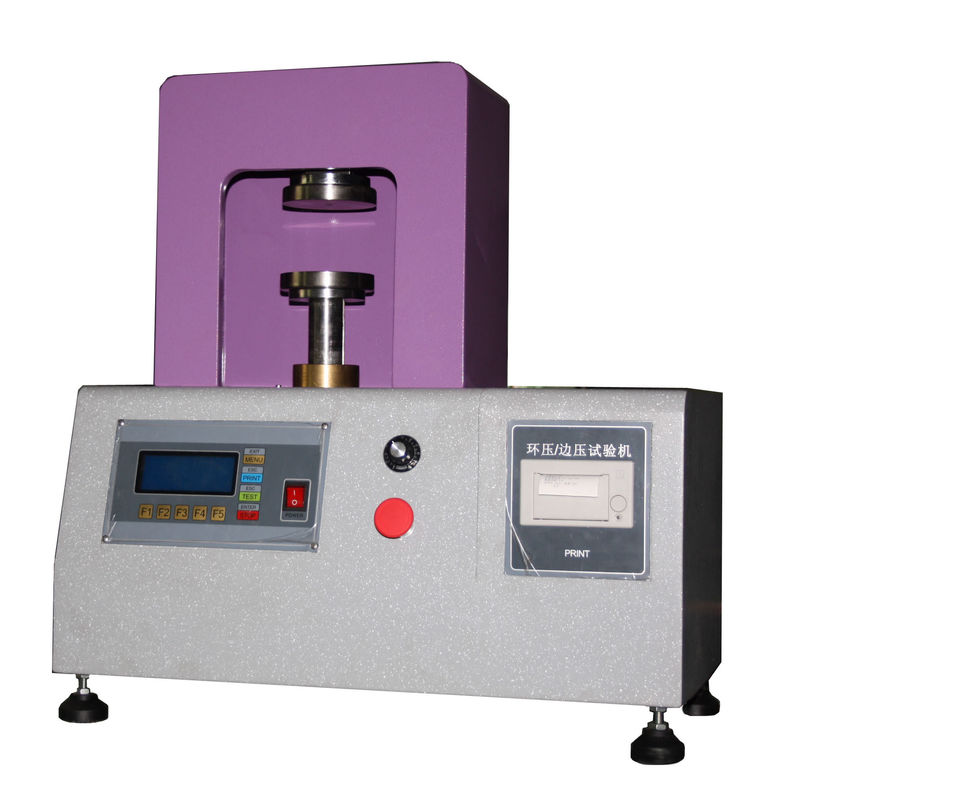 Paper Testing Equipment , Ring Crush Strength Tester for paper