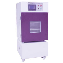 Chiny PLC Integrated Touch Screen Display Over Pressure Protection Low Pressure Altitude Battery Lab Testing Machine dystrybutor