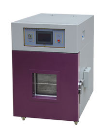 Chiny PLC Full Control Touch Screen Battery Thermal Shock Test Chamber 304 Stainless Steel dystrybutor