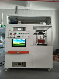 Chiny High Performance Environmental Test Chamber / Flammability Fire Testing 5660 Cone Calorimeter fabryka